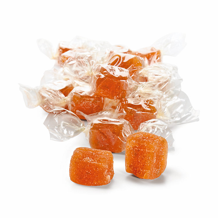 French Quince Fruit Cubes