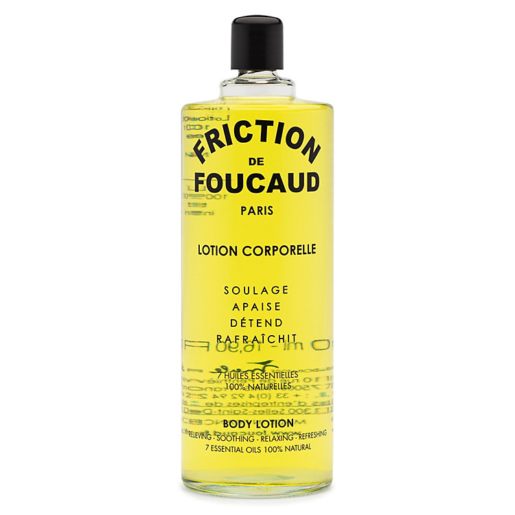 Friction de Foucaud