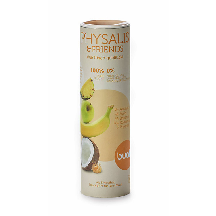 Fruchtmischung Physalis 32-g-Packung