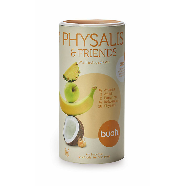 Fruchtmischung Physalis 192-g-Packung
