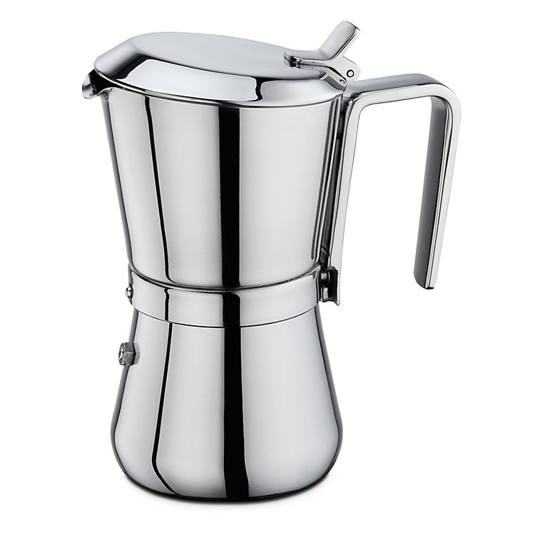 Giannina Induction Espresso Maker Medium