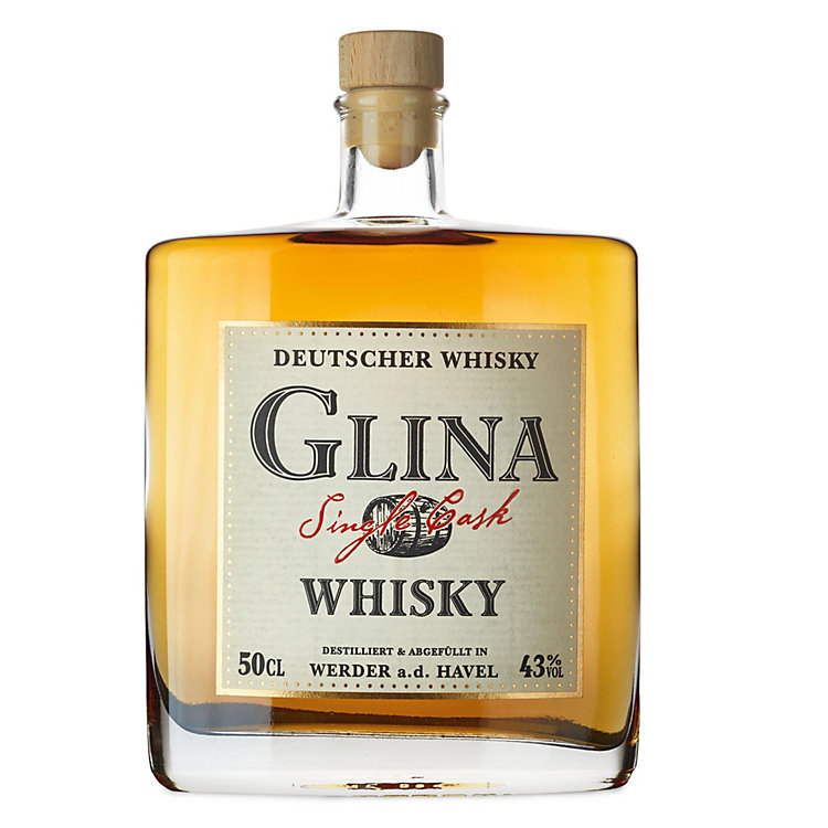 Glina Single Cask Whisky Bordeaux Cask