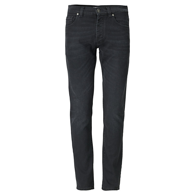 Goodsociety Herrenjeans Slim Straight Reißverschluss