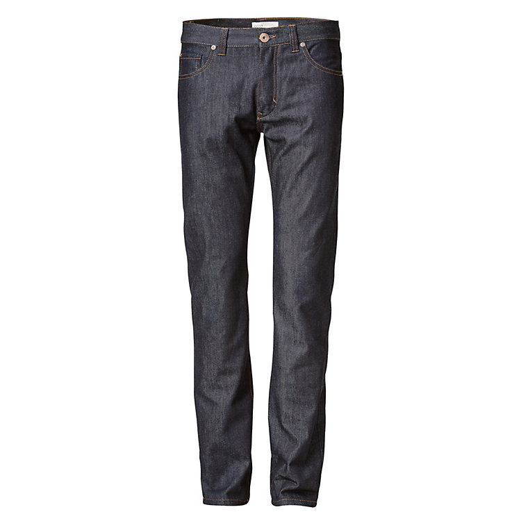 Goodsociety Men's Jeans Straight Raw Denim