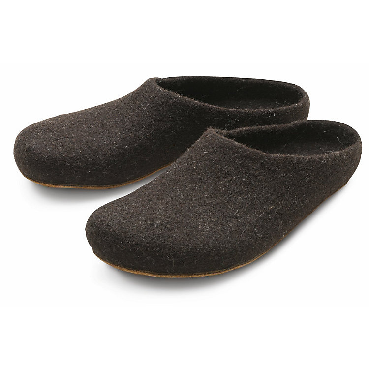 Gottstein Jura Sheep Felt Slippers