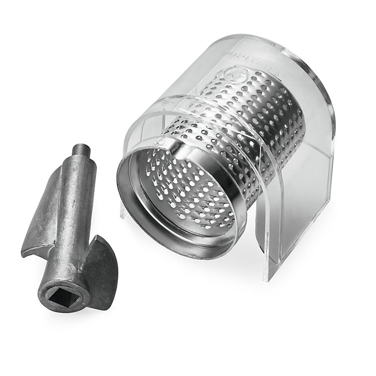 Grater Attachment for Mincer Stainless Steel Casting