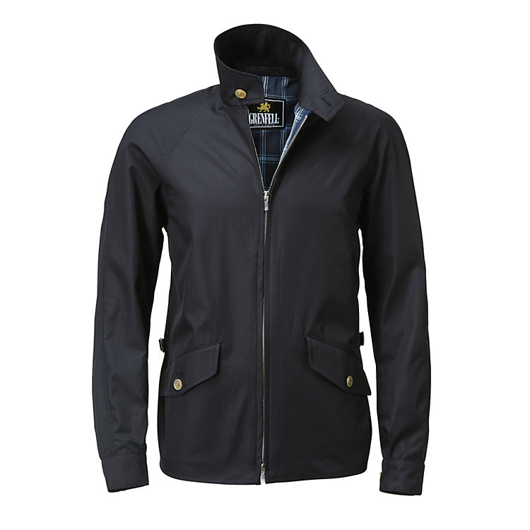 Grenfell Men's Golfing Jacket Dark blue