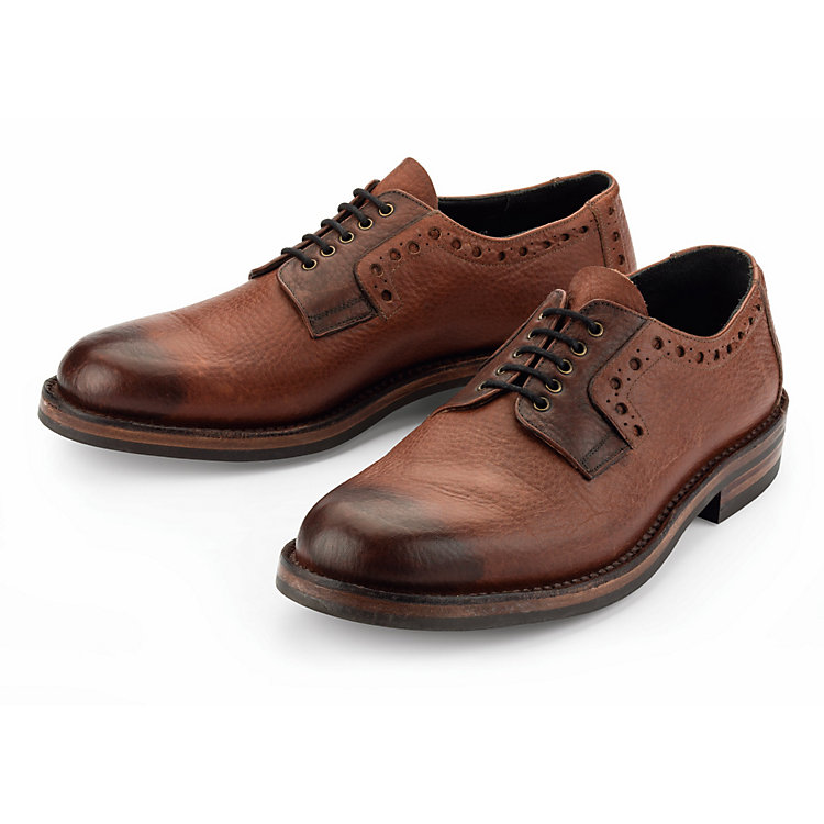 Grenson Low Shoe Calf Leather, Brown