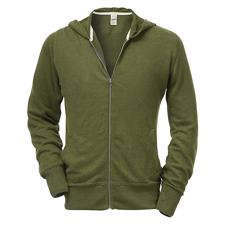 GRP Men's Knit Jacket with Hood