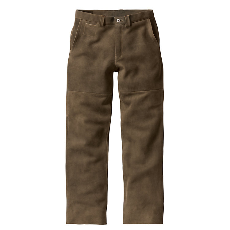 Hack Chamois Tanned Buckskin Pants