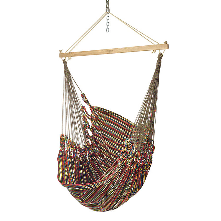 Hammock Chair in Cotton, Assorted Colours