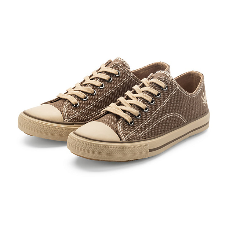 Hanfturnschuh Classic Taupe