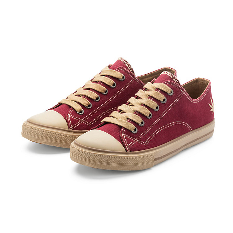Hanfturnschuh Classic, Rot