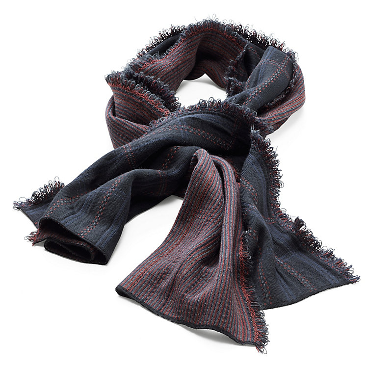 Hannes Roether Knit Scarf