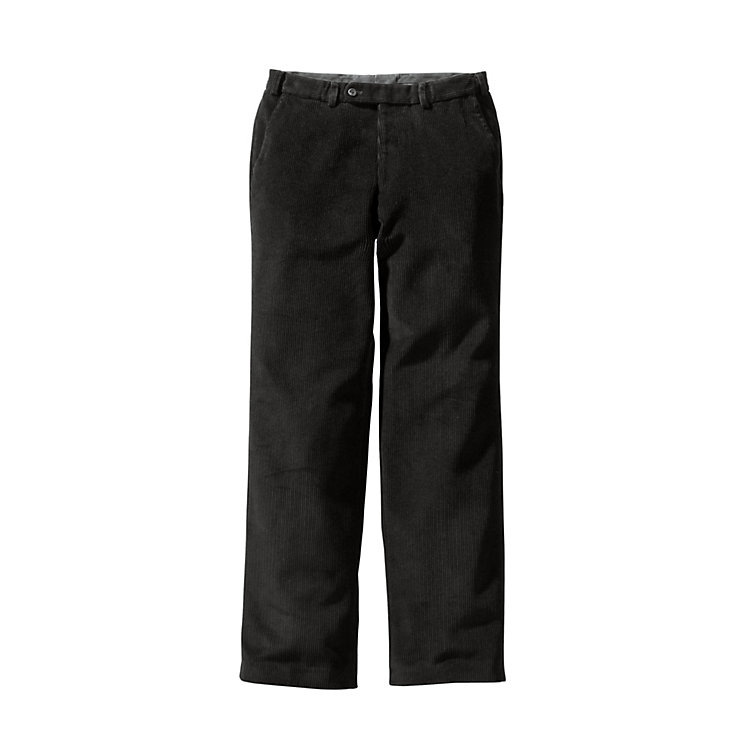 Hiltl Corduroy Pants Black
