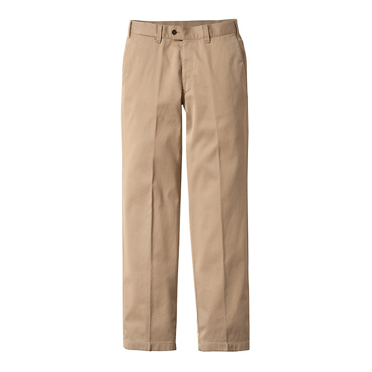 Hiltl Men's Chino Supima® Beige