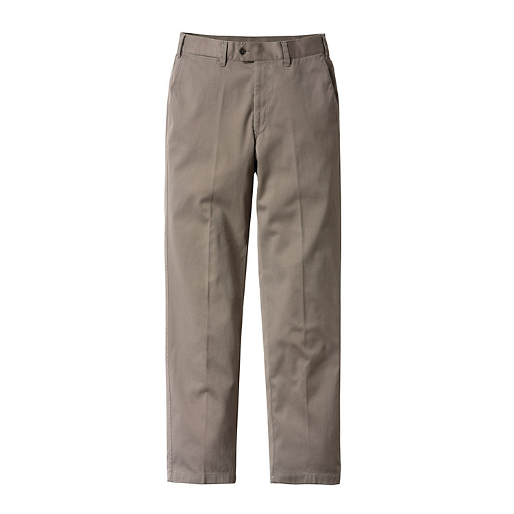 Hiltl Men's Chino Supima® Khaki