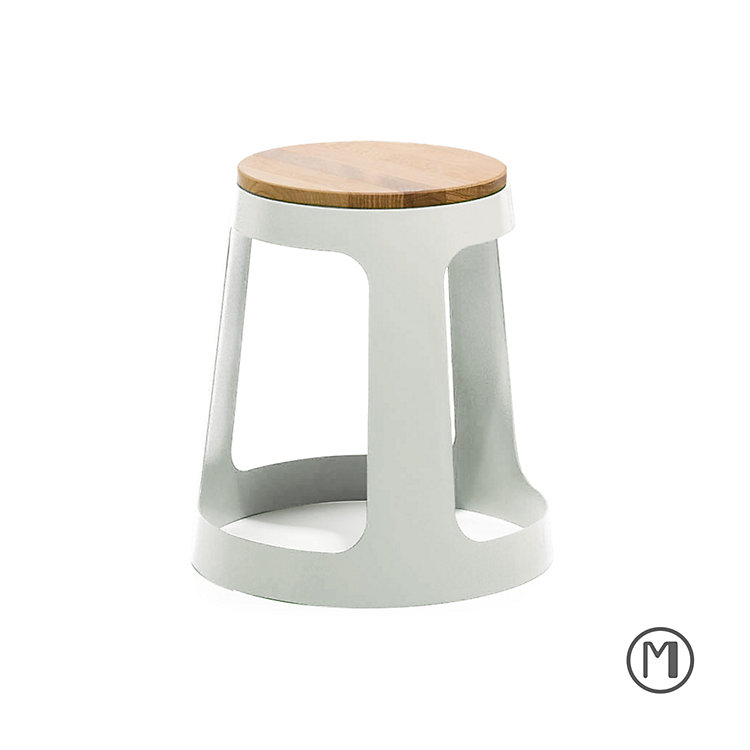 Hocker Gueststool Weiß