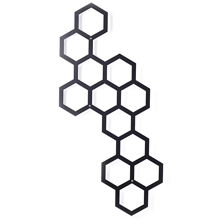 Honeycomb Wall Trellis