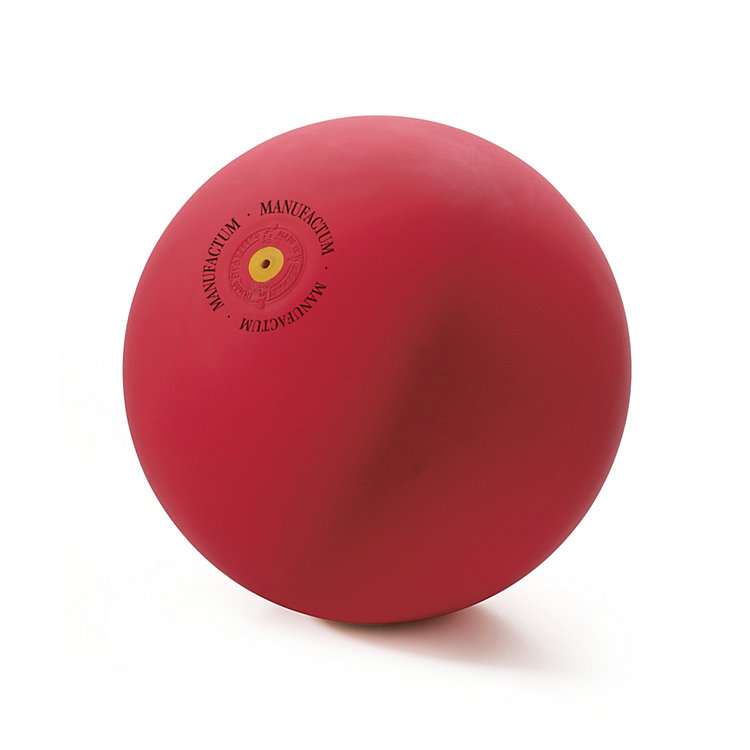 Inflatable Red Rubber Ball