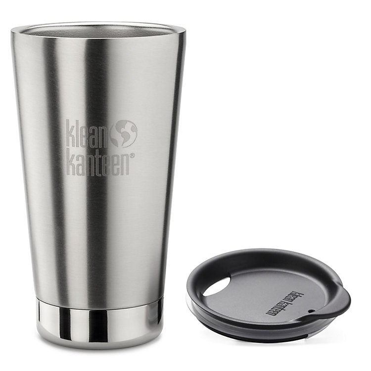 Insulated Tumbler Silver