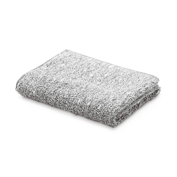 Japanese Guest Towel Light Gray