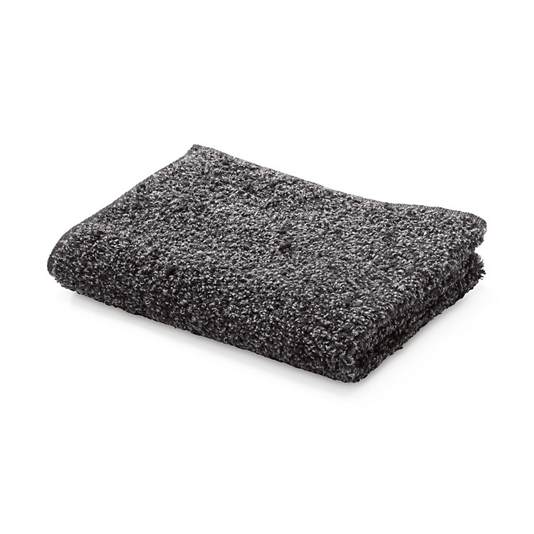 Japanese Guest Towel Black