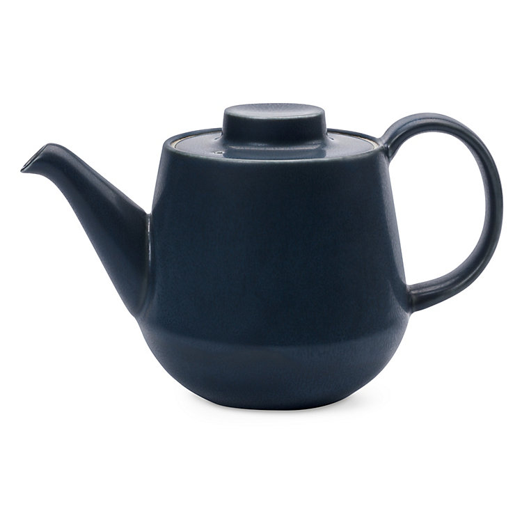 Japanese Teapot Blue