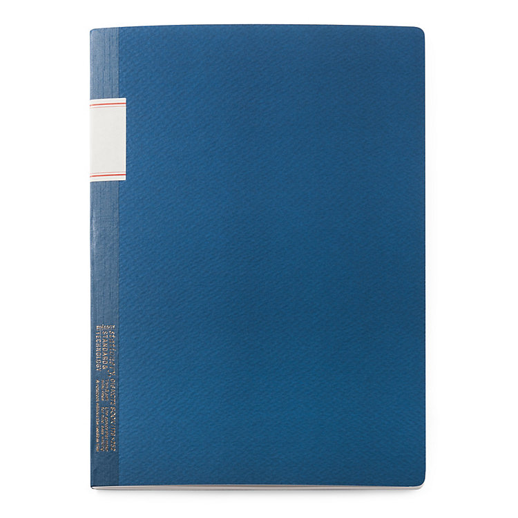 Japanese Writing Block Blue