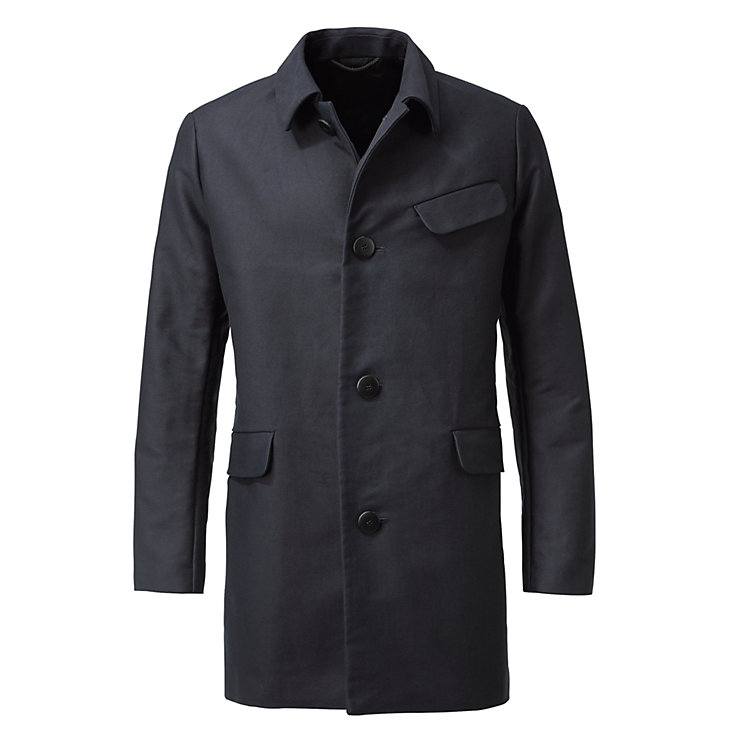 Joah Kraus Men's Short Coat Pilot Cloth
