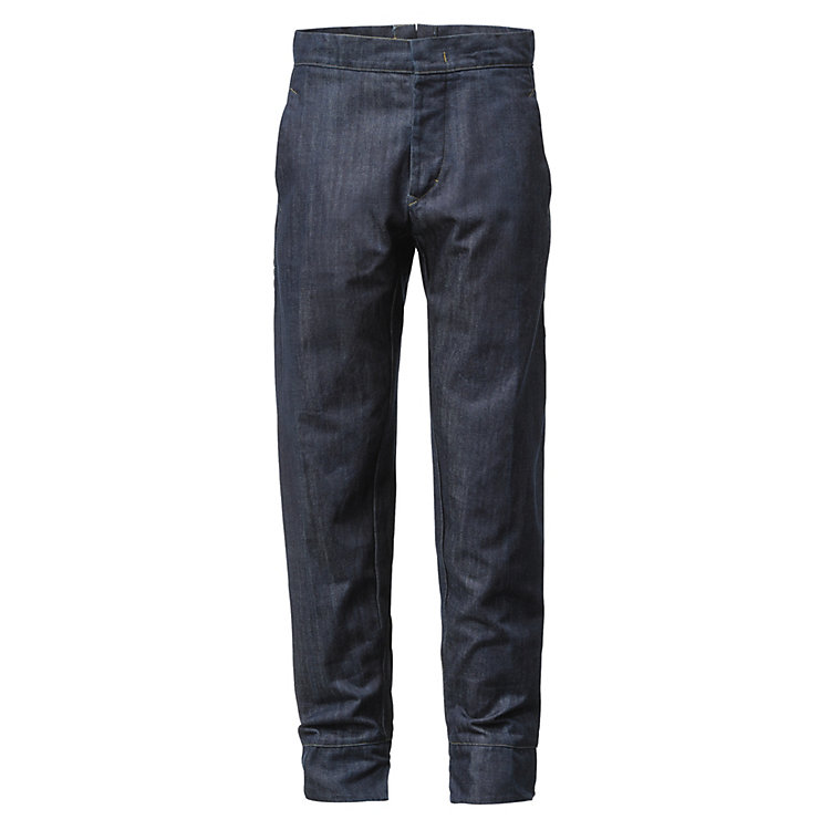 Joah Kraus Men's Trousers Denim