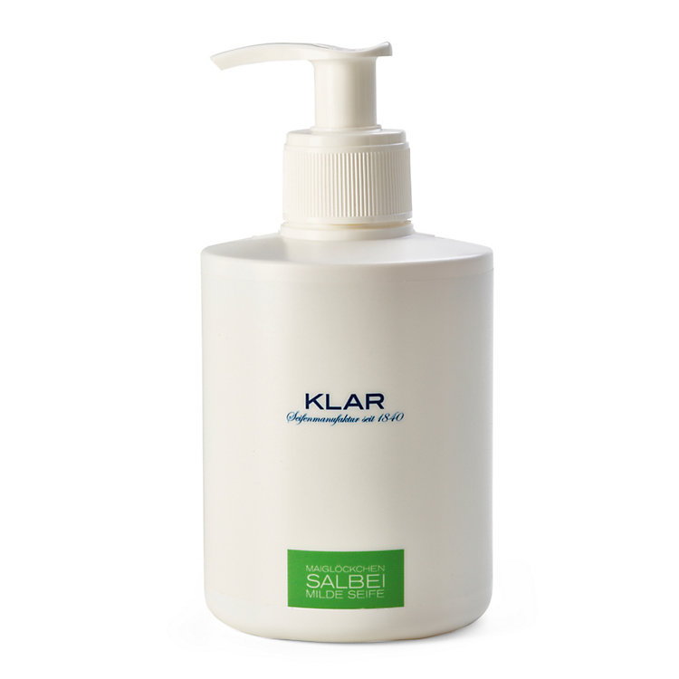 Klar Liquid Soap Lily of the Valley and Sage