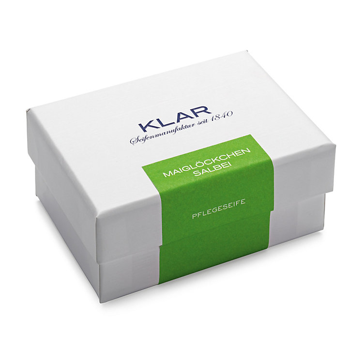 Klar's Skin Care Soap with Lily of the Valley and Sage