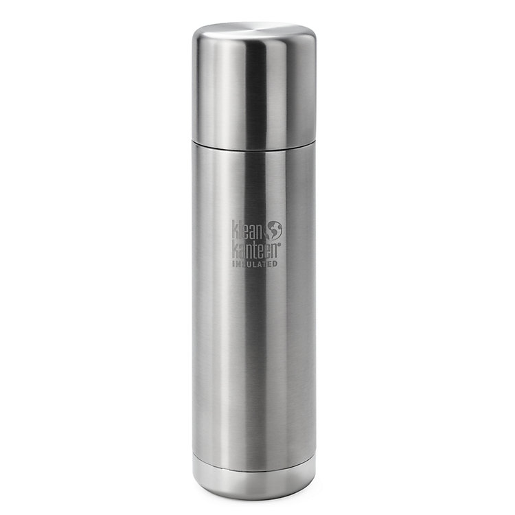 Klean Kanteen® TKPro Vacuum Flask Brushed Stainless Steel Volume 1 l