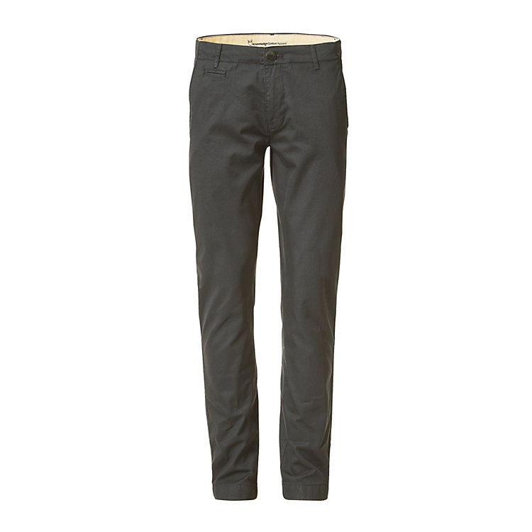 Knowledge Cotton Apparel Chino Trousers