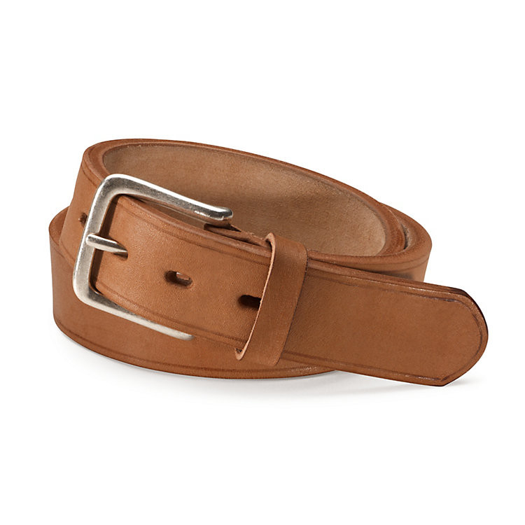 Kreis Oxhide Belt Light Brown