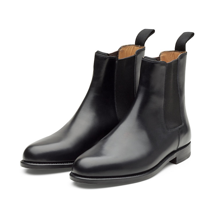 Ladies' Chelsea Boot, Black