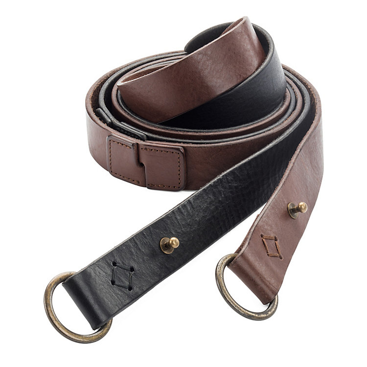 Lanius Women's Belt Cow Leather Black