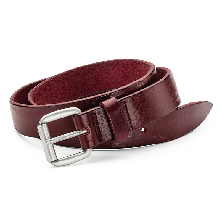 Lanius Women's Jeans Belt Bordeaux