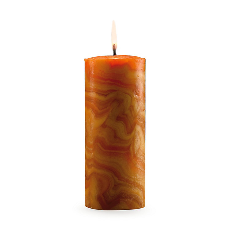 Large Beeswax Advent and Floral Arrangement Candle