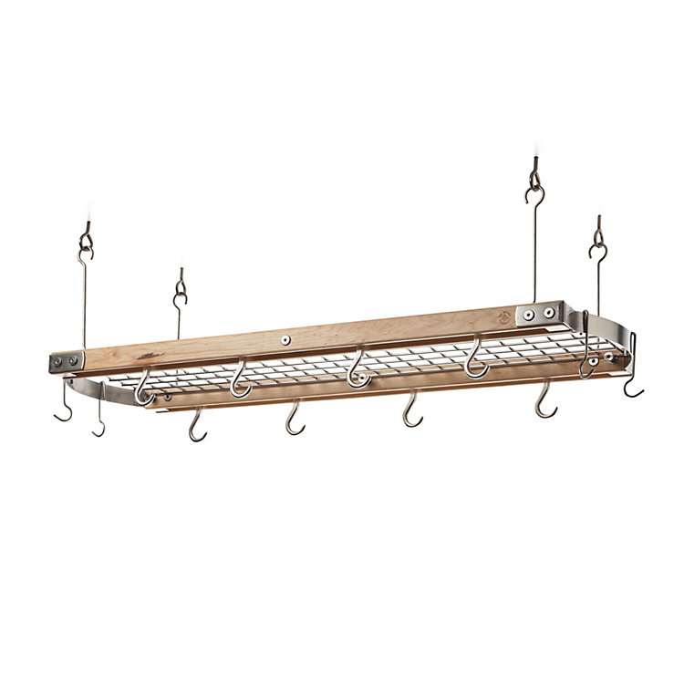 Large Ceiling Hanging Rack for Pots