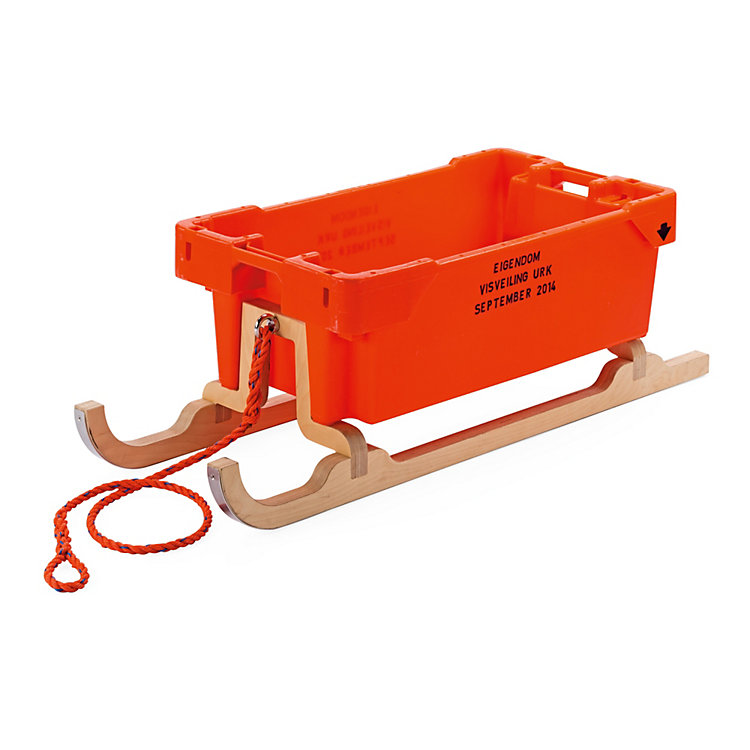 Lastenschlitten Fishbox