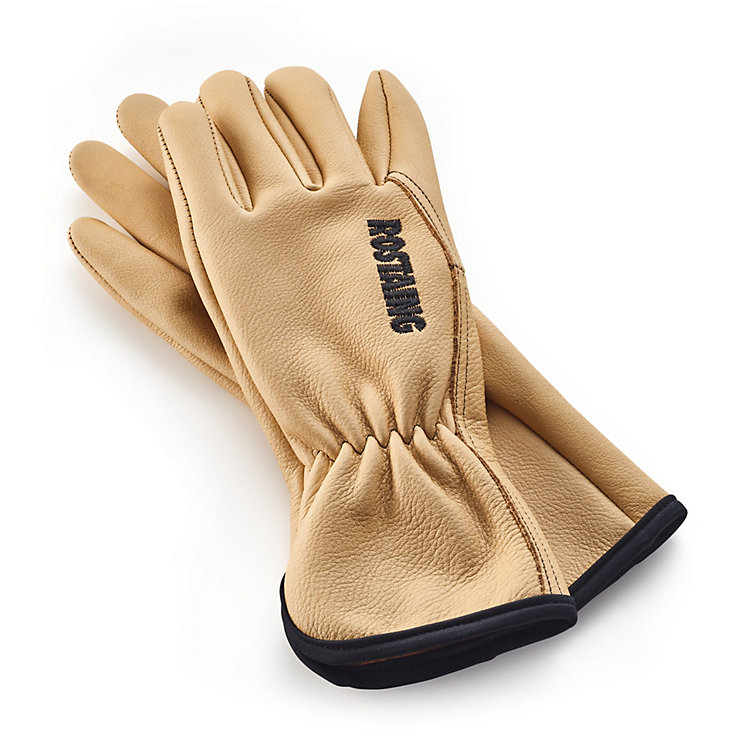 Leather Gardening Gloves 1 Pair