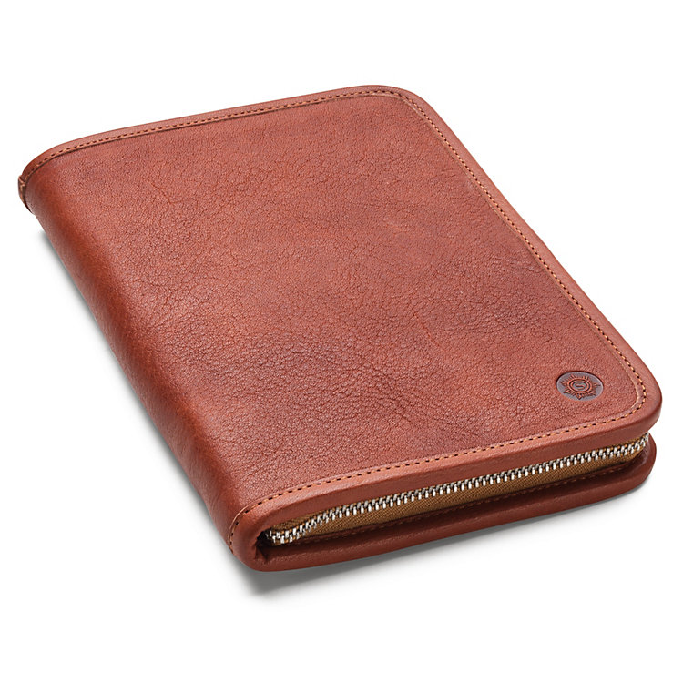 Leather Writing Case Without Contents Nature