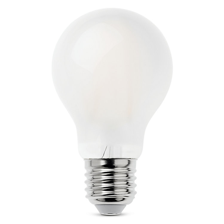 LED-Filament-Glühlampe E27 E 27 4,5 W Matt