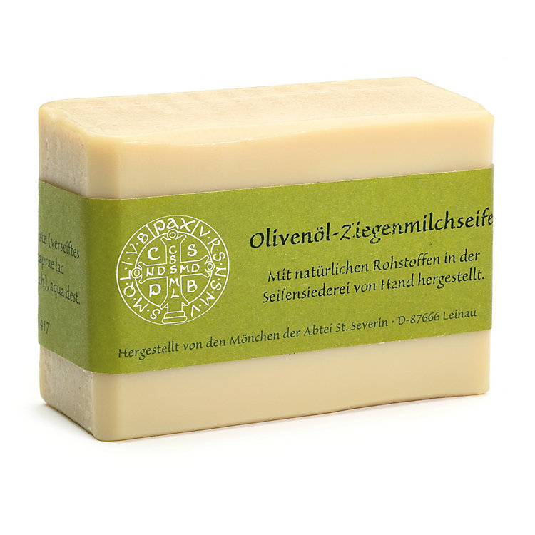 Leinau Goat Milk and Olive Oil Soap