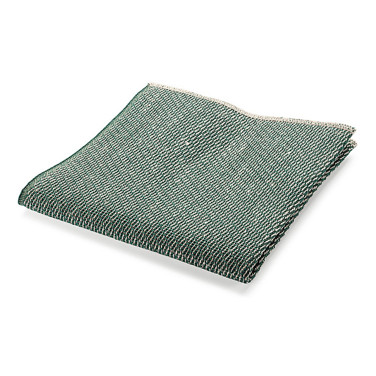 Linen Dishcloth Teal