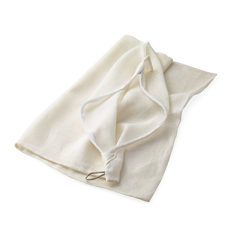 Linen Laundry Bag Large