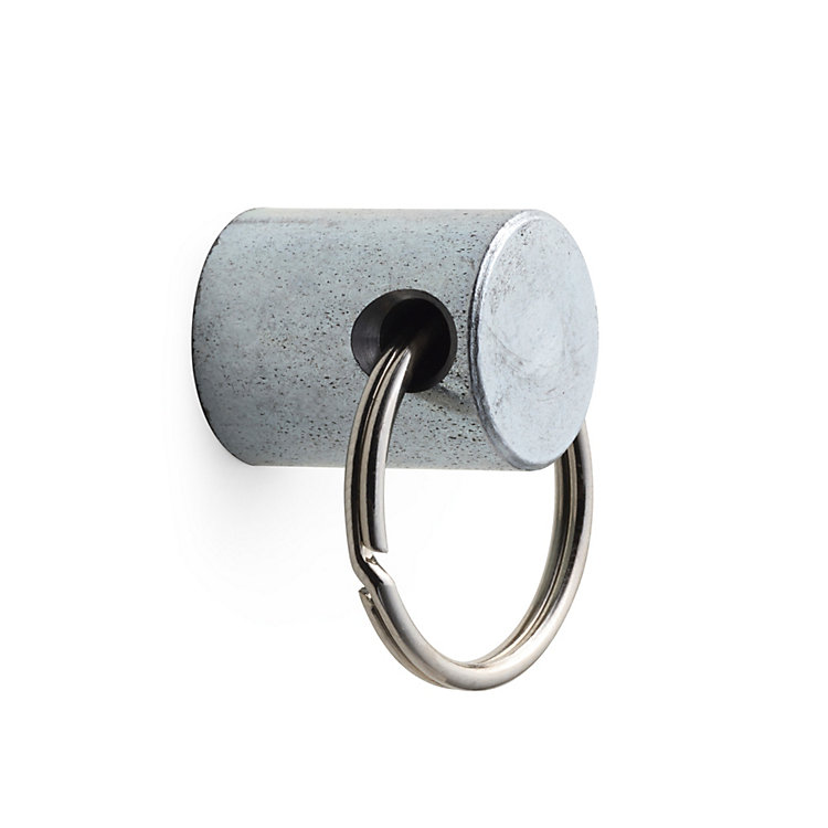 Magnet with Key Ring