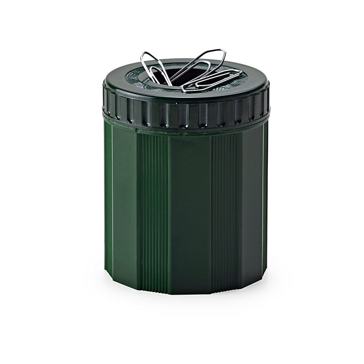Magnetic Clip Box Duroplast Green